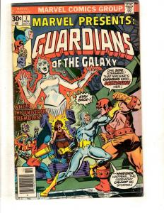5 Comics Marvel Presents 7 Spider-Man 123 Iron Man 216 Kung Fu 89 Dakota 1 J323