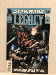 Star Wars Legacy #32 Dark Horse