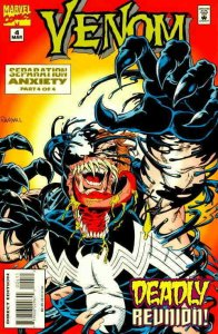 Venom: Separation Anxiety #4 FN; Marvel | save on shipping - details inside