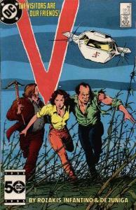 V #8, VF+ (Stock photo)
