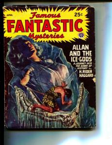 Famous Fantastic Mysteries-Pulp-8/1947-Robert W. Chambers
