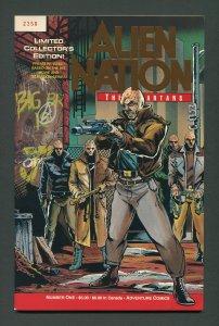 Alien Nation Spatans #1 / 8.5 VFN+   1990