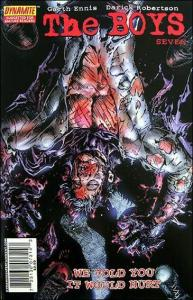 Boys, The #7A VF; WildStorm | save on shipping - details inside