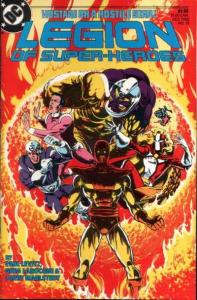 Legion of Super-Heroes (1984 series) #15, NM (Stock photo)