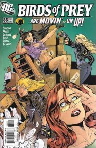 DC BIRDS OF PREY (1999 Series) #86 V/NM