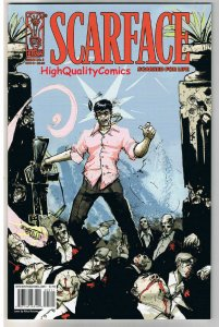 SCARFACE #5, NM+, Scarred for Life, Mobster, Al Pacino, 2006, more in store