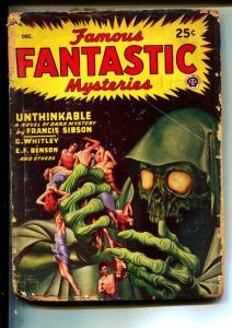 Famous Fantastic Mysteries-Pulps-12/1946-Francis Sibson-George Whitley