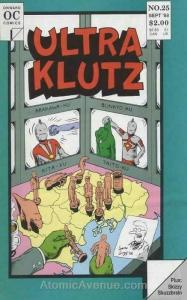 Ultra Klutz #25 VF/NM; Onward | save on shipping - details inside