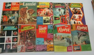 Indy TV comic lot 41 different books various conditions (Silver years)