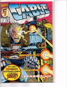 Marvel Comics Cable Blood & Metal  #1 & 2  NM