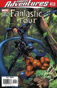 Marvel Adventures Fantastic Four #10 FN; Marvel | save on shipping - details ins