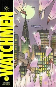 Watchmen TPB #1 (10th) FN; DC | save on shipping - details inside