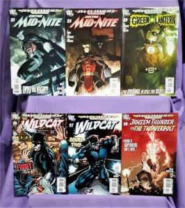 Green Lantern JSA CLASSIFIED #23 - 28 Wildcat Doctor Mid-Nite (DC, 2007)!