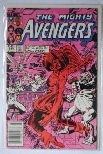 The Avengers, 245