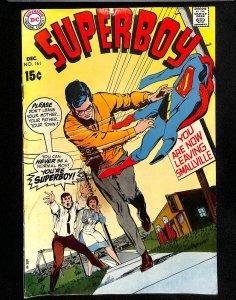 Superboy #161