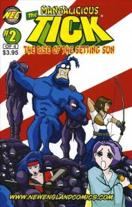 Mangalicious Tick, The: The Rise of the Setting Sun #2 VF/NM; NEC | save on ship