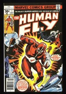 Human Fly #1 VF/NM 9.0