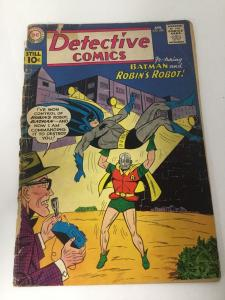 Detective Comics 290 3.0 Gd\Vg Good Very Good Cover Detached DC Comics SA