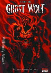 Ghost Wolf (2nd Series) #1 VF; Amigo   save on shipping - details inside