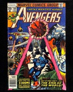 The Avengers #169 (1978)