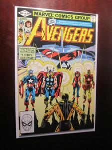 Avengers (1963 1st Series) #217 - VF - 1982 - DIR