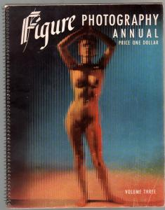 Figure Photography Annual #3 1950's-cheesecake pix-Zolton Glass-pin-ups-VG+