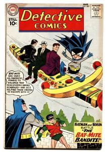 DETECTIVE COMICS #289 1961-BATMAN-DC SILVER AGE comic book