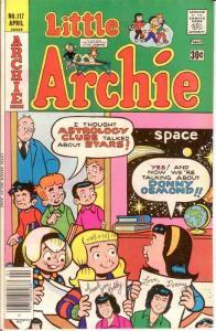 LITTLE ARCHIE (1956-1983) 117 VF April 1977 COMICS BOOK