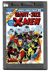 MARVEL MILESTONE EDITION: Giant-Size X-MEN #1 comic book-FIRST New X-MEN-1992