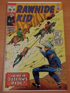 The Rawhide Kid #89 ~ VERY FINE VF ~ 1971 MARVEL COMICS