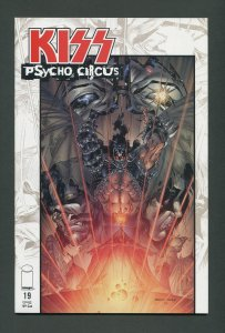Kiss Psycho Circus #19  / 9.8 NM-MT  May 1999