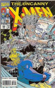 X-Men #306 (Nov-93) NM+ Super-High-Grade X-Men