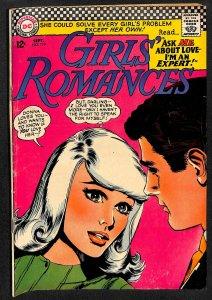 Girls' Romances #119 (1966)