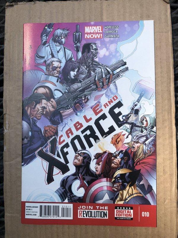 X-Men Extra (BR) #6 (2014)