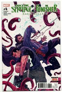 Doctor Strange Punisher Magic Bullets #4 (Marvel, 2017) VF