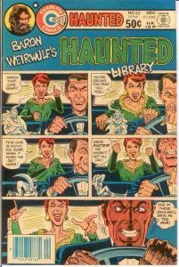HAUNTED (1971-1984 CH) 52 VF-NM Ditko   Dec. 1980 COMICS BOOK