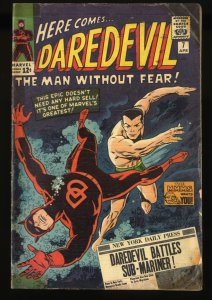 Daredevil #7 GD 2.0 New Costume!
