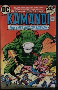 Kamandi, The Last Boy on Earth #12 (1973)