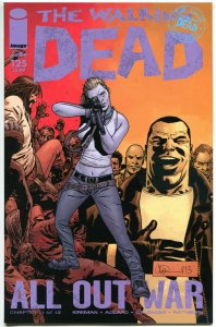 WALKING DEAD #125, NM, Zombies, Horror, Kirkman, 2003, more TWD in store