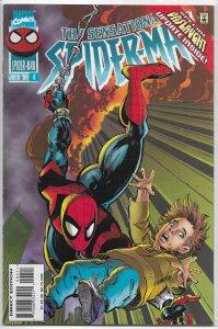 Sensational Spider-Man   vol. 1   # 6 VG/FN