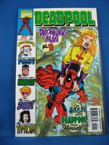DEADPOOL 12 NM 1998 New Movie