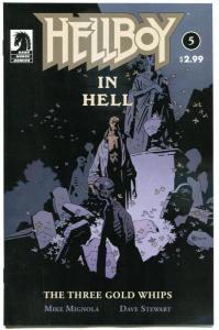 HELLBOY in HELL #5, NM-, Mike Mignola, Dave Stewart, 2012, more in store