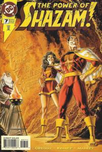 Power of Shazam, The #7 VF/NM; DC | save on shipping - details inside