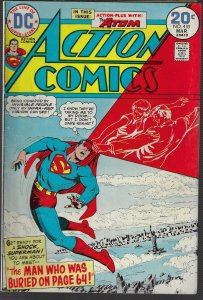 Action Comics #433 (DC, 1974)