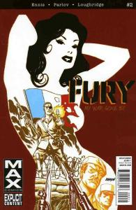 FURY MAX (2012 MARVEL) #2 NM- AG6VJV