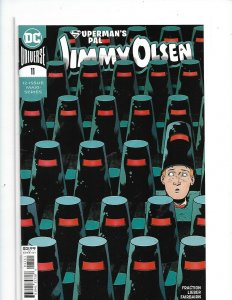 Superman's Pal Jimmy Olsen #11 Cover A (Near Mint/  nw15