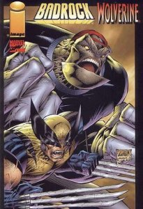 Badrock Wolverine TPB #1, NM + (Stock photo)