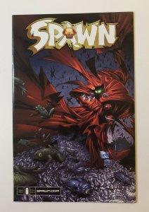 SPAWN #122 IMAGE COMICS 2003 HIGH GRADE NM CAPULLO COVER LOW PRINT RUN