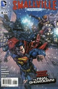 Smallville Season 11 #8 VF/NM; DC   save on shipping - details inside