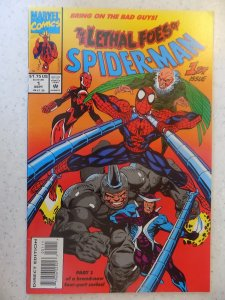 LETHAL FOES OF SPIDER-MAN # 1